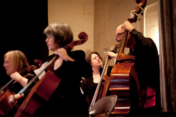 Parkway Concert Orchestra Holiday Concert, December 11, 2011, Norwood, MA